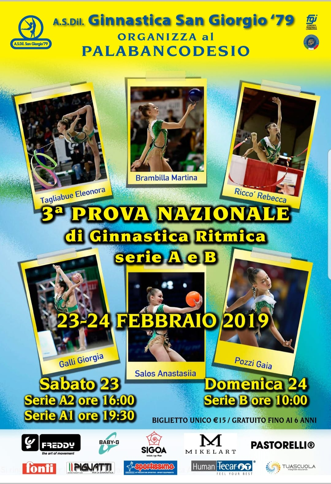 Fgi Lombardia Calendario Gare 2020.Livello Gold Beatricevivaldi It